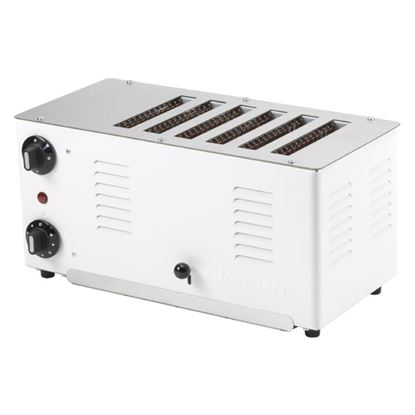 Picture of Regent 6 slot toaster