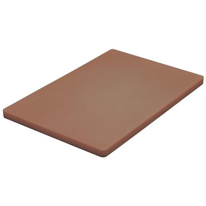 Picture of Low density chopping board  - Brown