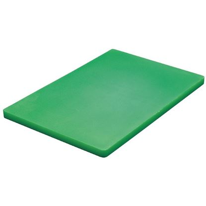 Picture of Low density chopping board  - Green