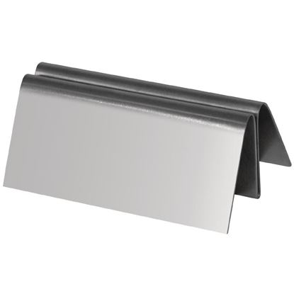Picture of SS Menu Holder 30x80x50mm