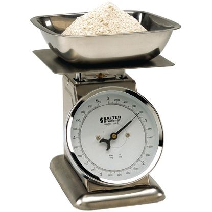 Picture of Salter 250-6S Mechanical Bench Scale - 5Kg