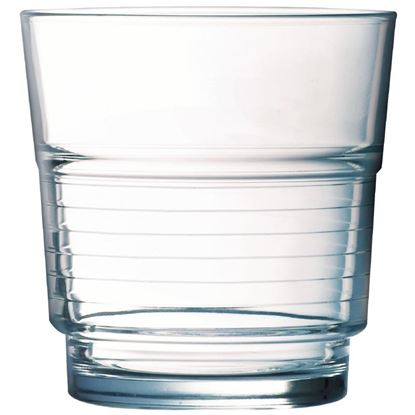 Picture of Arcoroc Spirale Tumblers 250ml Pk6