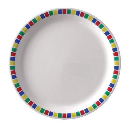 Picture of Kristallon Fairground Melamine Bowl 150mm (12)