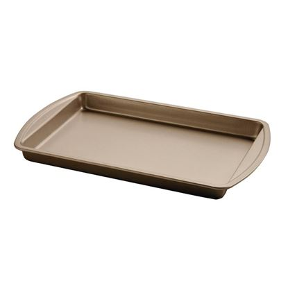 Picture of Non stick baking sheet 385x255x30mm deep