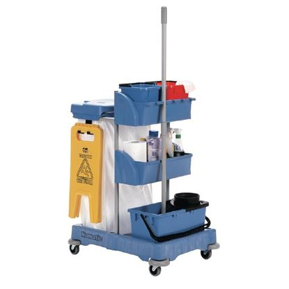 Picture of Janitorial Cart - 120L