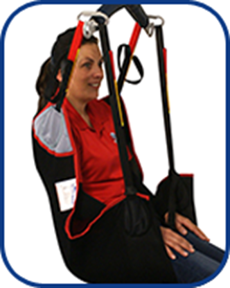 Picture of Hammock Sling With Clips Poly - medium