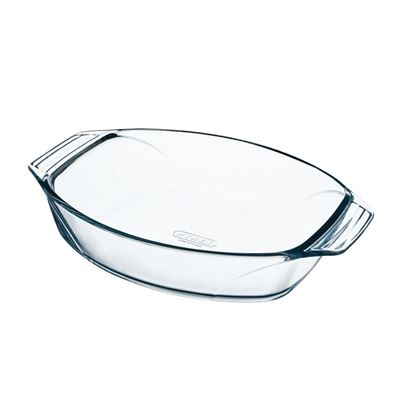 Picture of Pyrex Oval Glass Roasting Dish
