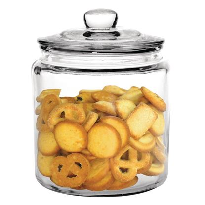 Picture of Olympia Biscotti Jar (1)