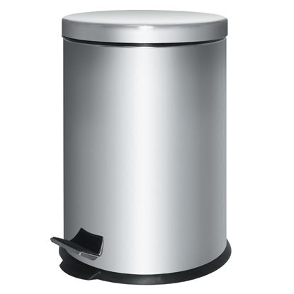 Picture of Pedal Bin Stainless Steel 5Ltr