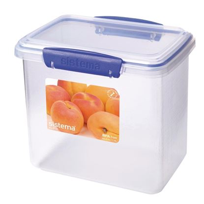 Picture of Sistema Klip It Tub Container 1.9ltr