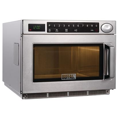 Picture of Buffalo Commercial Microwave Oven - 1500w