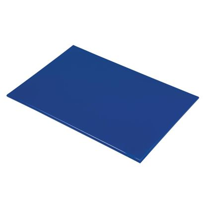 Picture of High density chopping board  - Blue