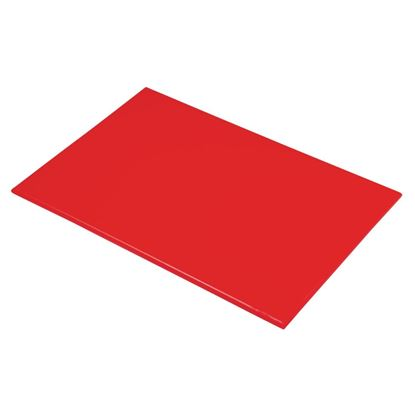 Picture of High density chopping board  - Red