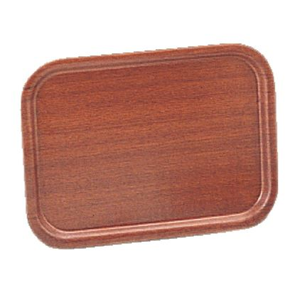 Picture of Mahogany Veneer Tray 450x340mm