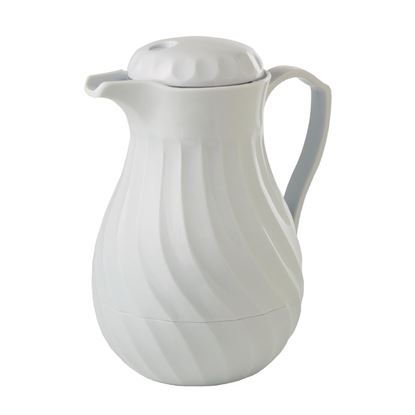 Picture of Insulated Coffee Server 40oz White