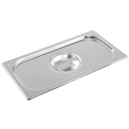 Picture of Stainless Steel 1/1 Gastronorm Lid Full Size