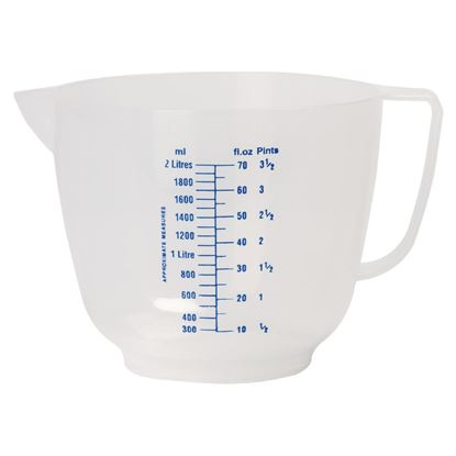 Picture of Graduated Mixing Jug - 2L