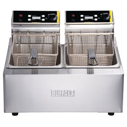 Picture of Buffalo Double HD Fryer