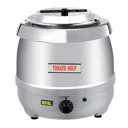 Picture of Buffalo SS Soup Kettle 10Ltr