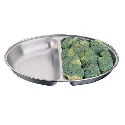 """Picture of Oval 12"""" Vegetable Dish"""