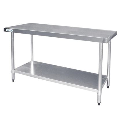 Picture of Vogue SS Prep Table 1800mm