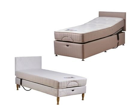 Picture for category Electric Adjustable Divan Beds