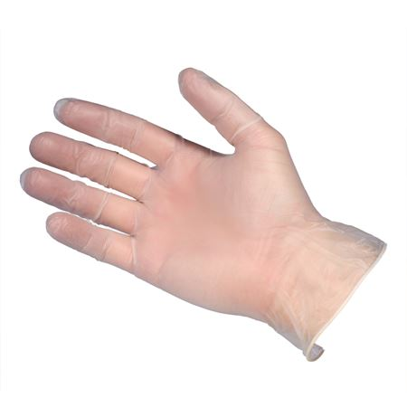 Picture for category Clear Vinyl Gloves