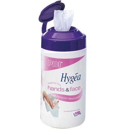 Picture of HYGEA Hand & Face Wipes (200)