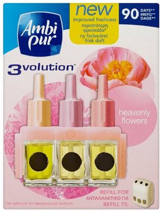 Picture of AMBI-PUR Evolution Refill - Heavenly Flowers