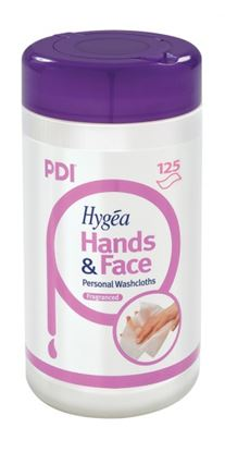 Picture of HYGEA Hand & Face Wipes (125)
