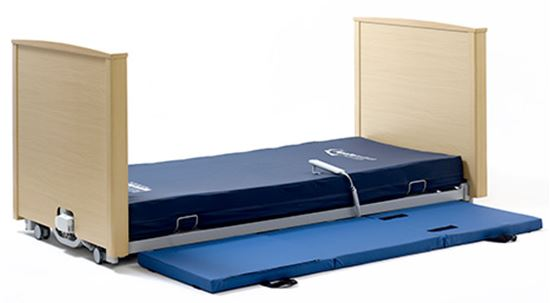 Picture of Auva Super Low Profiling Bed