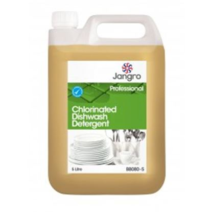 Picture of Chlorinated Machine Liquid Detergent (10L)