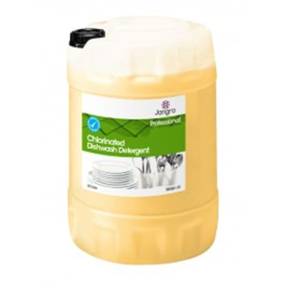 Picture of Chlorinated Machine Liquid Detergent (20L)