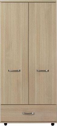 Picture of VIRGO 2 Door Robe with single bottom drawer