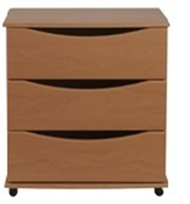 Picture of Contour Dementia Friendly 3 Drawer Chest