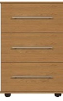 Picture of VIRGO 3 Drawer Midi Chest