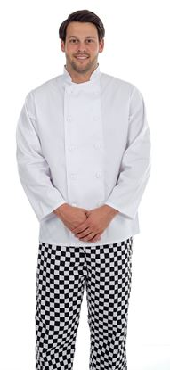 Picture of Chefs Jacket - White