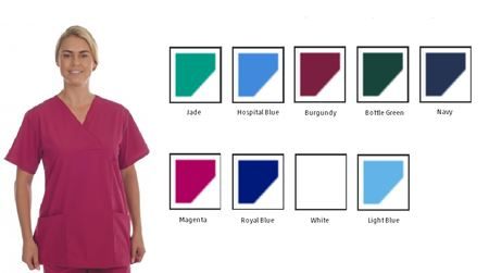 Picture for category Unisex Scrub Tunics