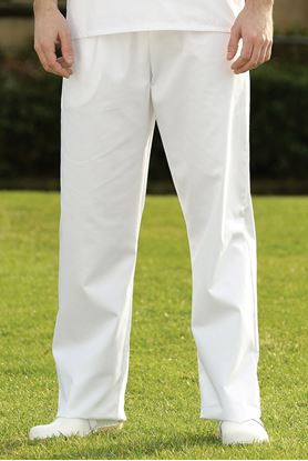 Picture of Hygiene Trousers - White