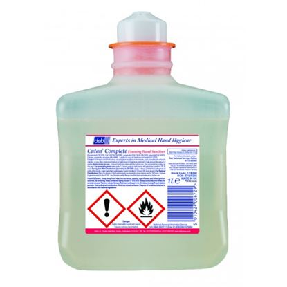 Picture of Cutan Foaming Sanitiser(1L)