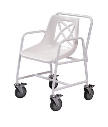 Picture of Heavy Duty Mobile Shower Chair