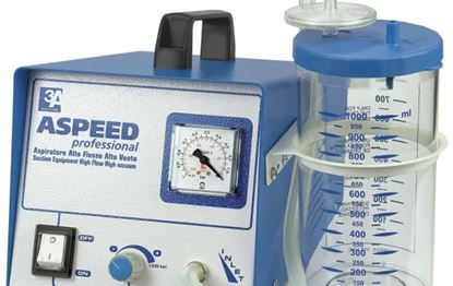 Picture of 3A Aspeed Suction Machine - Double pump