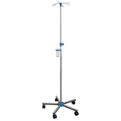Picture of Chrome Plated Infusion Stand
