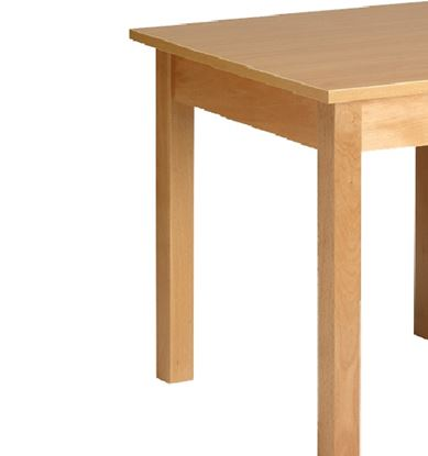 """Picture of Square Top Dining Table, 36"""""""