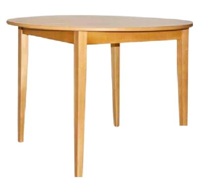 """Picture of Round Top Dining Table, 42"""""""