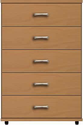 """Picture of ANTLIA Five Drawer chest 30"""""""