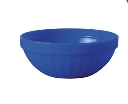 Picture of Polycarbonate Bowls Blue 102mm Pk12