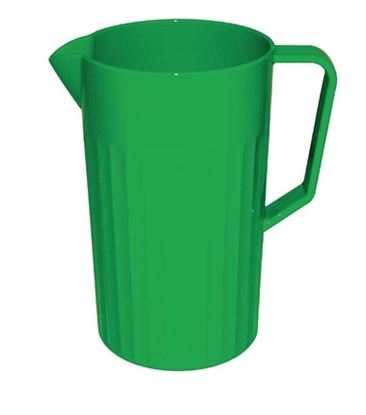 Picture of Polycarbonate 1.4L Jug - Green