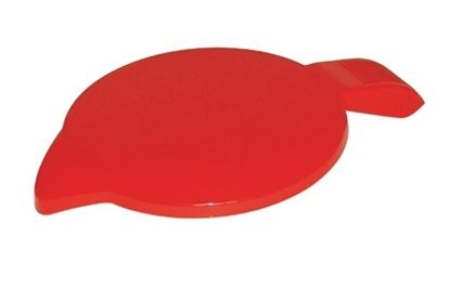 Picture of Polycarbonate Jug Lid Only - Red