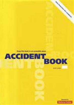 Picture of Accident Report Book HSE/TSE